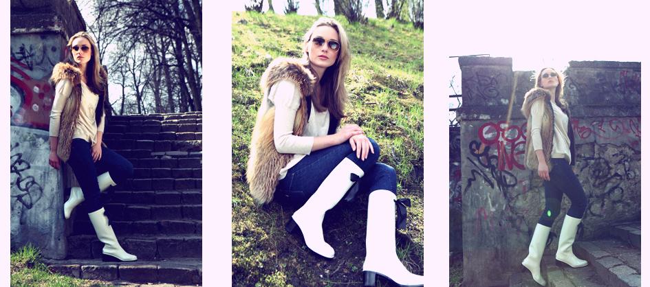 Tjejstövlar som skapar mode och trender